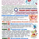 Всемирный день здоровья полости рта